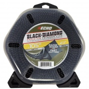 Леска ECHO Black Diamond Line 2.7mm*66 m